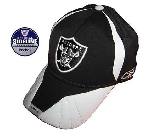 Oakland Raiders NFL Player Sideline Reebok CAP