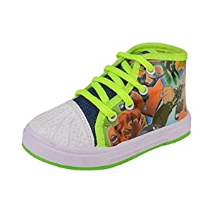 Ashoka Boy's Multicolor Casual shoes