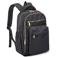 Rugzak school UTO mode waterdicht nylon college bookbag schoudertas, grijs (grijs) - 18000733-3eu