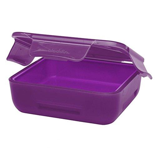 Aladdin 32403 Isolierte Sandwich Kit für Kinder inklusive Kühlpad, lila (Isolierte Sandwich)