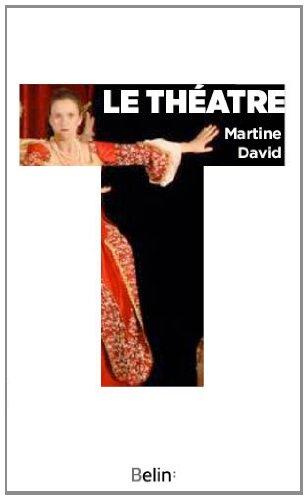Le Theatre par Martine David