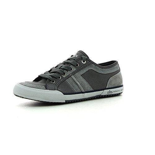 TBS Edgard, Sneakers Basse Uomo, grigio (Grigio (antracite)), 40 EU