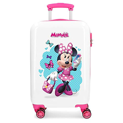 Disney 4641462 Good Mood Equipaje Infantil, 55 cm, 32 litros