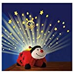 Pillow Pets Dream Lites Mini-Lady bug