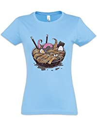 Amazon Mer S es Y Mujer Ropa Camisetas Tops Blusas w4qOUCw