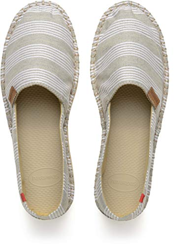 Havaianas Origine Stripes II Espandrilles Grey Schuhgröße EU 45 | Brazilian 45 2019 Schuhe