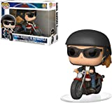 Funko Rides Captain Marvel: Pop 8 Idea Regalo, Statue, COLLEZIONABILI, Comics, Manga, Serie TV, Multicolore, 36418