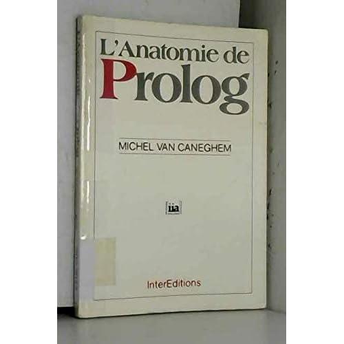 L'anatomie de Prolog
