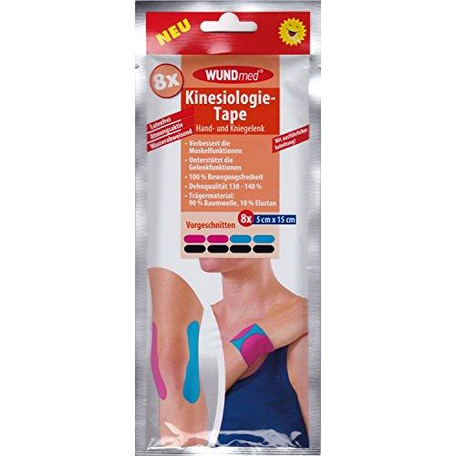 Kinesiologie-Tape Handgelenk Kniegelenk Kinesio Sport Tape Sporttape 8 Sück