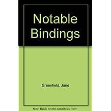 Notable Bindings
