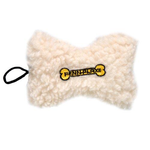 Penn-Plax Fleece Knochen Pet Spielzeug, 12,7cm -