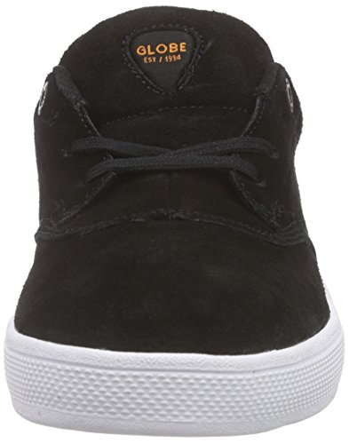 Arancio Black Unisex Aquila Bass Sneakers Globo Nero Bianco Ywq5qHx