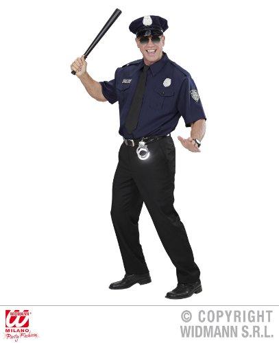Cop Herren Kostüme (KOSTÜM - POLICE OFFICER -)