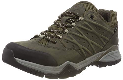 The North Face Hedgehog Hike II GTX, Stivali da Escursionismo Uomo, Verde (Tarmacgreen/Burntolivegrn 4Dd), 44 EU