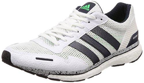 adidas Herren Adizero Adios 3 Traillaufschuhe Mehrfarbig (Tinley/Limsho/Azalre 000) 43 1/3 EU