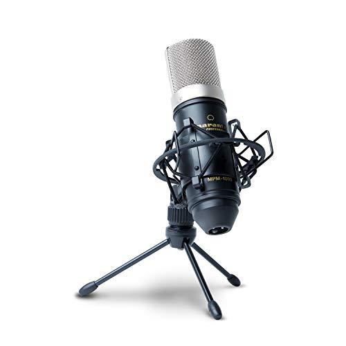 Imagen de Micrófonos de Condensador Marantz Professional por menos de 50 euros.