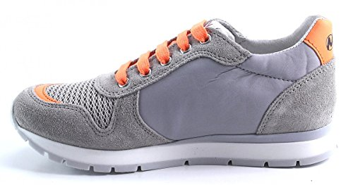 Naturino Chaussures – Bomba – Baskets – Gris Grigio Gris - Gris