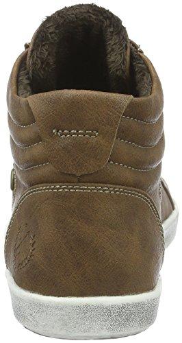 Jane Klain Sneaker, Baskets Basses Femme Marron - Braun (330 Oak)