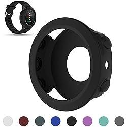 Garmin Fenix 5 reloj GPS funda de repuesto para protector de la cubierta de la banda, iFeeker funda protectora de la funda para cinturón de manga a prueba de golpes y rotura resistente a la humedad para Garmin Fenix 5 reloj GPS para todo tipo de deporte
