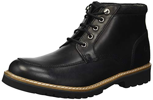 Rockport Men's Marshall Rugged Moc Toe Ankle Boot, Rugged Moc