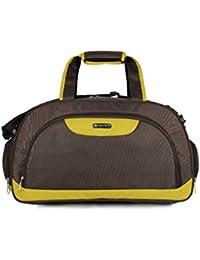 Magnet Bag Nylon Brown Travel Duffle (MB- 02)
