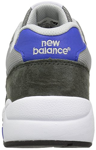 New Balance 580 Uomo Sneaker Marrone LL GREY/BLUE