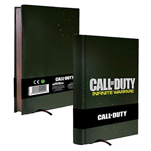 Call-of-Duty-Notizbuch