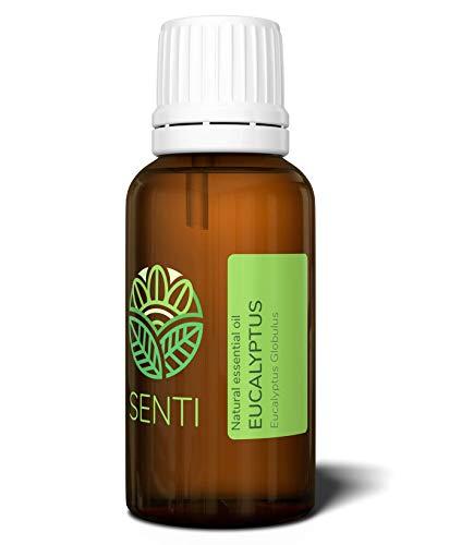 Olio essenziale di EUCALIPTO naturale 10ml per aromaterapia, massaggio