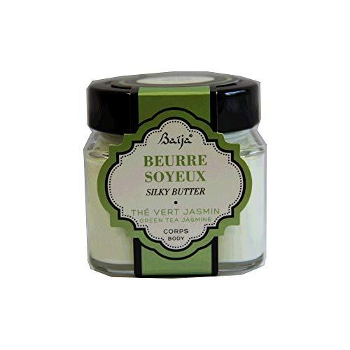 Beurre soyeux Thé vert Jasmin - Baïja