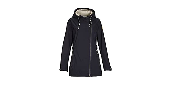 G.I.G.A. DX Women's Yabera Casual Soft Shell Parka with Hood