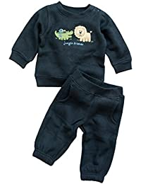 Baby Jogginganzug 'Jogger Löwe' von Bubbu Babymode