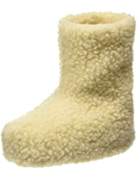 Yeti Natural Wool, Chaussons mixte adulte - Vert - Vert, 40 EUWoolsies