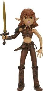 Lansay - 13731 - Figurine - Arthur - Figurine Articulées avec Accessoire - Sélénia