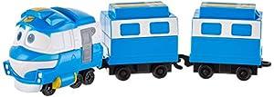 Robot Train Vehículo Deluxe Kay (BIZAK 62000192)