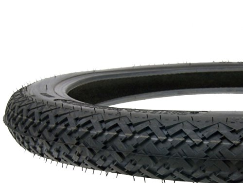 Reifen Kenda K77 2.50-16 Mopedreifen für Mofa Moped Mokick Zündapp Kreidler Hercules K T M DKW (2 1/2 x 16 Zoll)