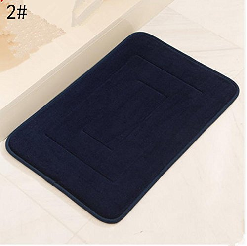 GFYWZ Tappetino pad assorbente tappetino antiscivolo porta , 2 , 40*60
