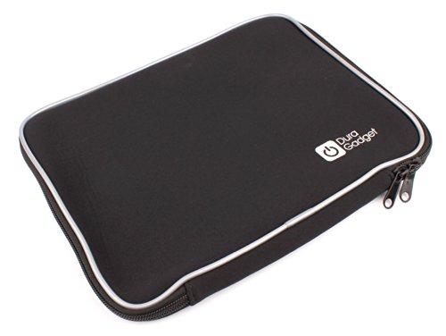 Schwarze Laptoptasche für Sony Vaio 13,1 - 13,3 Zoll VPC Serie (S / Y und Z Serie) - von DuraGadget