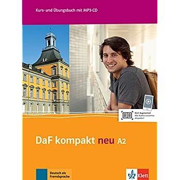 DaF kompakt neu A2 : Kurs- une Übungsbuch (1CD audio MP3)