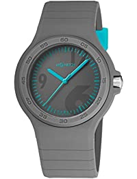 M-WATCH Maxi 42 Analog Grey Dial Men's Watch-WYO.15182.RH