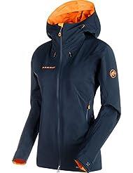 Mammut Eiger Extreme Ultimate Eisfeld SO Hooded Jacket Women - Softshelljacke