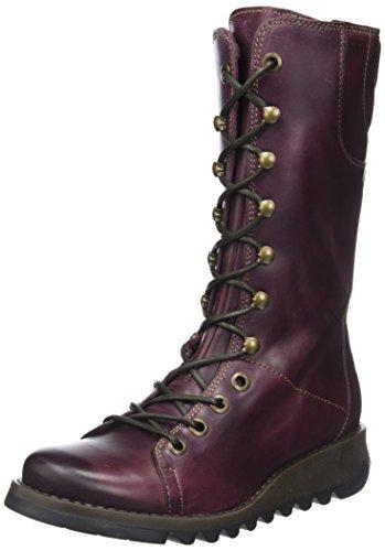 Fly London Women's STER768FLY Boots, Purple (Purple), 6 UK 39 EU