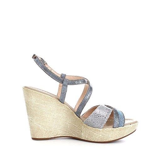 Nero Giardini P717622D Sandali Donna Jeans/Glicine