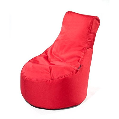 Outbag 01SLS-PLU-red Slope Plus XS Outdoor Sitzsack / Sessel - Rot