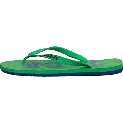 Jack And Jones Logo Infradito Gomma Flip Flop Zeh.