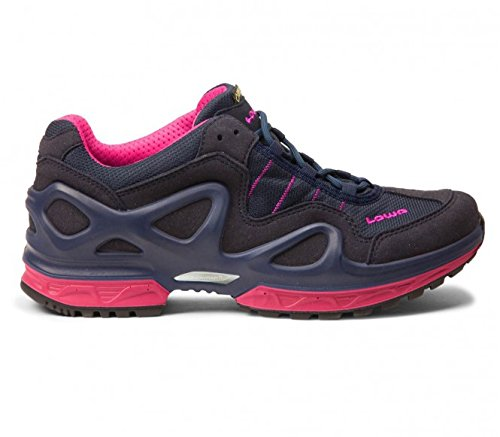 Lowa Gorgon GTX WS, Chaussures de Randonnée Hautes Femme, Noir