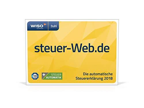 steuer:Web PC (für Steuerjahr 2018 / Aktivierungscode per Email) -