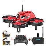 REDPAWZ R011 Drone con Telecamera 5.8G 40CH Micro FPV Racing App Mobile...