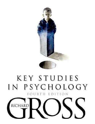 Key Studies in Psychology (Arnold Publication) 4th (fourth) Edition by Gross, Richard published by Hodder Education (2003)