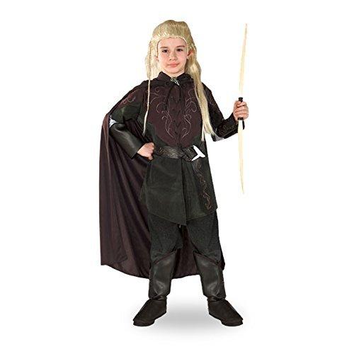 Legolas Kostüm für Kinder (Hobbit Legolas Kostüm)