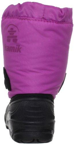 Kamik Tickle NK9341 Unisex - Kinder Stiefel Rosa/PNK (Wild Orchid)
